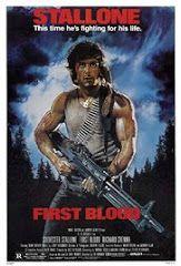 Filme Rambo: Programado Para Matar (1982).