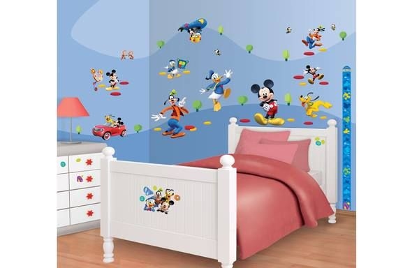 Sticker 'Disney Mickey Mouse' - WALLTASTIC