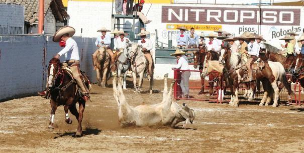 En el XIV Torneo Nacional Charro Vallarta 2Mil16