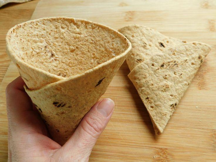 Flatout taco pockets – Drizzle Me Skinny!