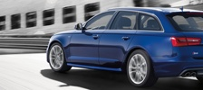 Cool mom mobile!  2012 Audi S6 Avant (not coming to the US).  We'll just have to go to Germany to get it!