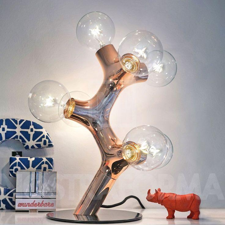 next DNA Tischleuchte » NOSTRAFORMA Design-Shop für Leuchten & Lampen