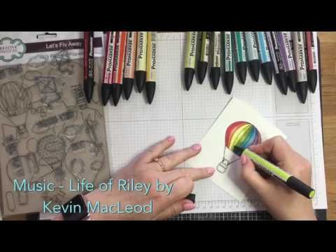 Creative Expressions- Let's Fly Away - YouTube