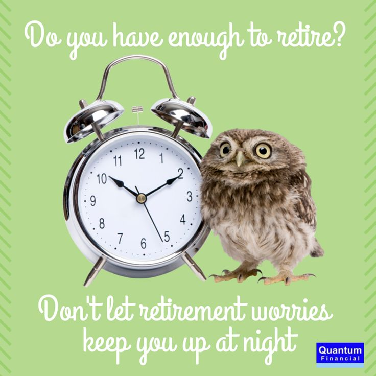 Does uncertainty over whether you have enough to retire keep you up at night? #retirement #SMSF #financialplanning