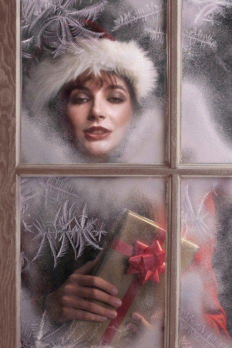 Ho Ho Ho- Santa Kate Bush by rosabelieve.deviantart.com on @DeviantArt