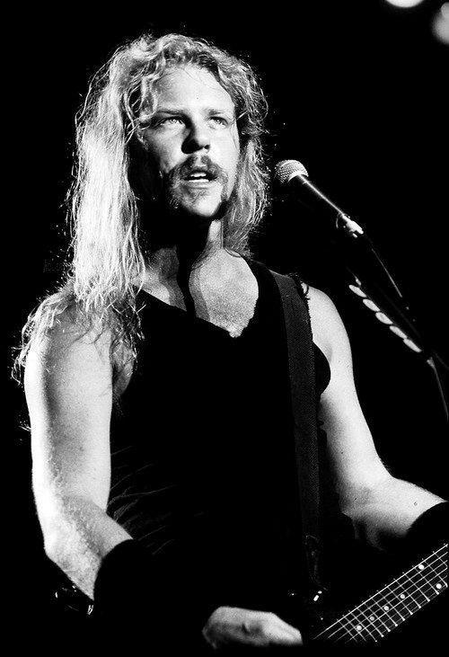 Metallica James Hetfield