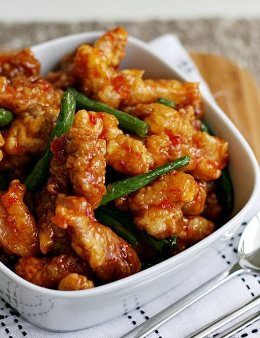 sweet chilli chicken | foodsweet | foodsweet