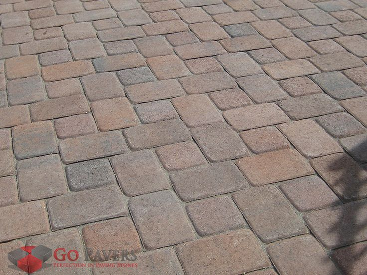 Belgard Cambridge Pavers. Textured surfaces and antiqued ...