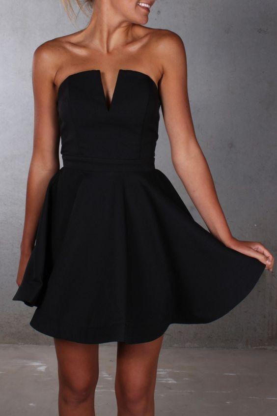 Short Homecoming Dress,Homecoming Dress,Black Homecoming Dresses,Short Prom Dress