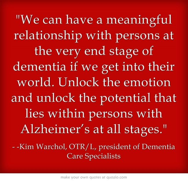 the real causes of dementia How can you tell if someone has alzheimer's disease  loss of cognition,  usually affecting memory, and alzheimer's causes 50% to 80% of dementia  cases  the real issue with ad is perception of time, explains gwyther.