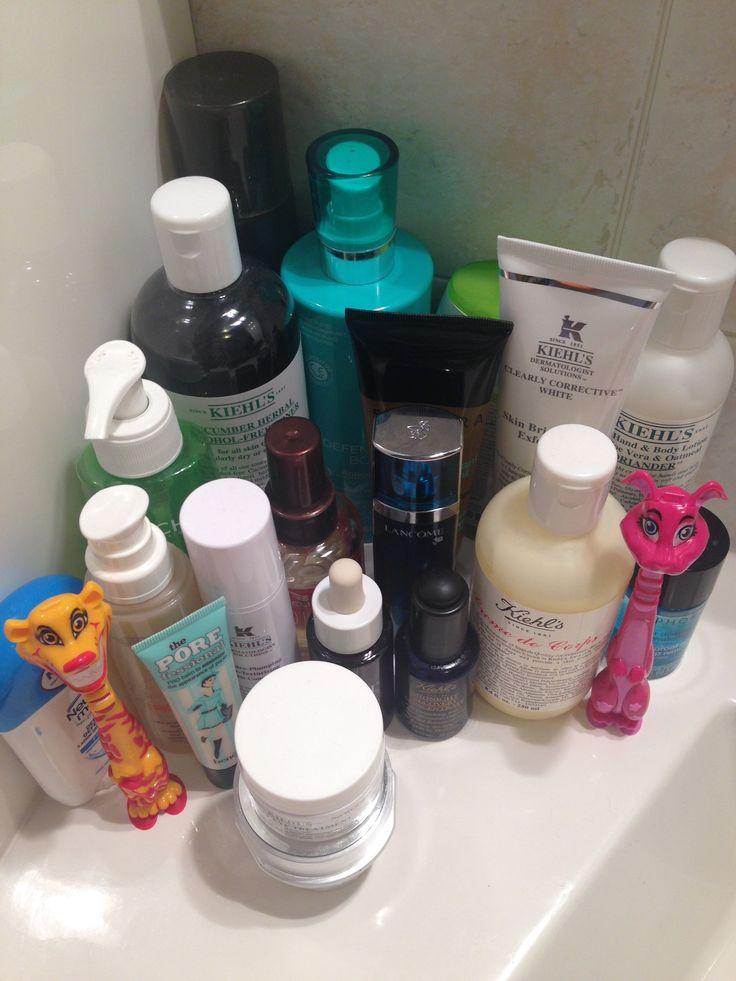 La mia beauty routine...più o meno!