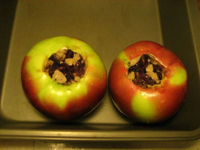 Baked Apples: Apples Healthy, Almonds, Sweet Treats, Healthy Sweet, Baking Apples, Baked Apples, Healthy Baking, Apples Desserts, Peanut Butter