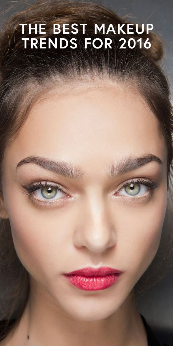 The best #makeup #trends you need to know for 2016 #beautiControl https://www.pinterest.com/dcindcmedia/
