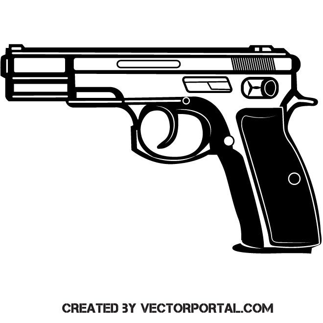 Pin On Military And Weapons Free Vectors