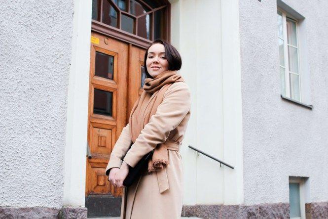Dixi Coat | Camilla Czakan  #woolcoat #villakangastakki #fashionblogger #fashionblog #scandinavian #finnishdesign