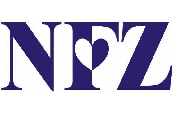 Polish national healthcare fund logo