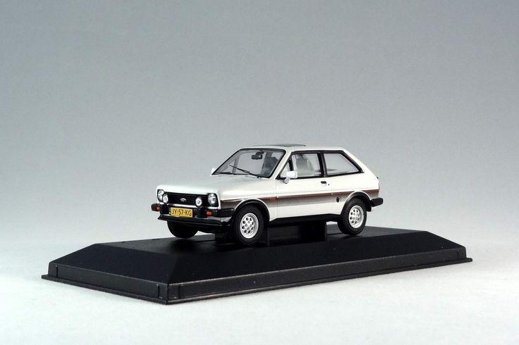 Corgi Vanguards VA12507B Ford Fiesta Mk1 XR2 Limited Edition £20.99 http://thegeniescave.co.uk/shop/diecast/corgi-vanguards-va12507b-ford-fiesta-mk1-xr2-limited-edition/