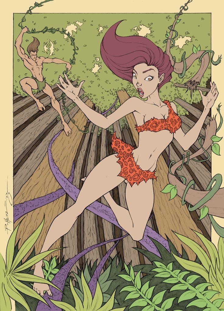 Pin On Jane  Tarzan-5769