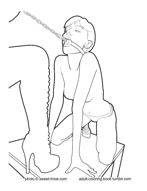 coloring pages for adults only nude male