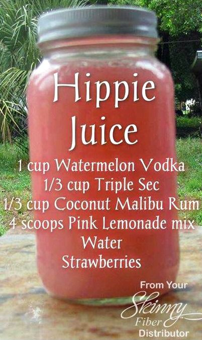 Hippie Juice Here S Some Refreshing Quot Juice Quot For The