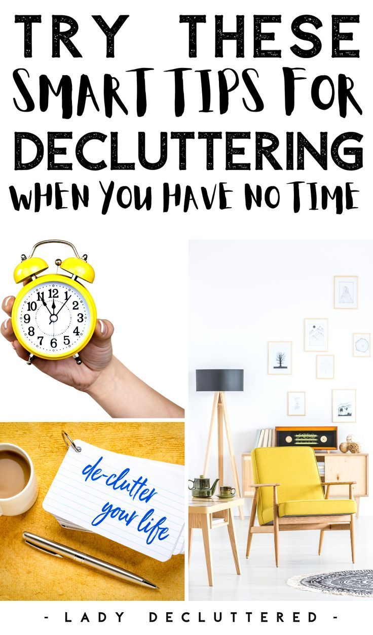10 Ways To Make More Time For Decluttering Lady Decluttered In 2020 Declutter Decluttering Inspiration Declutter Your Home