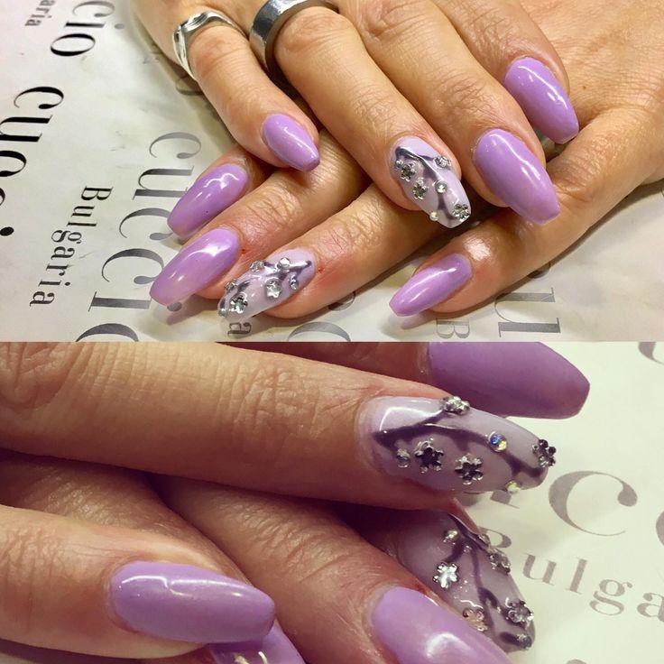 Spring nails 2017, cuccio, Nail design
