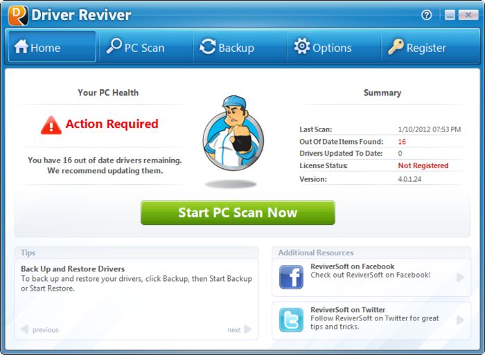 Driver Reviver 5 Crack Full Free Download 3