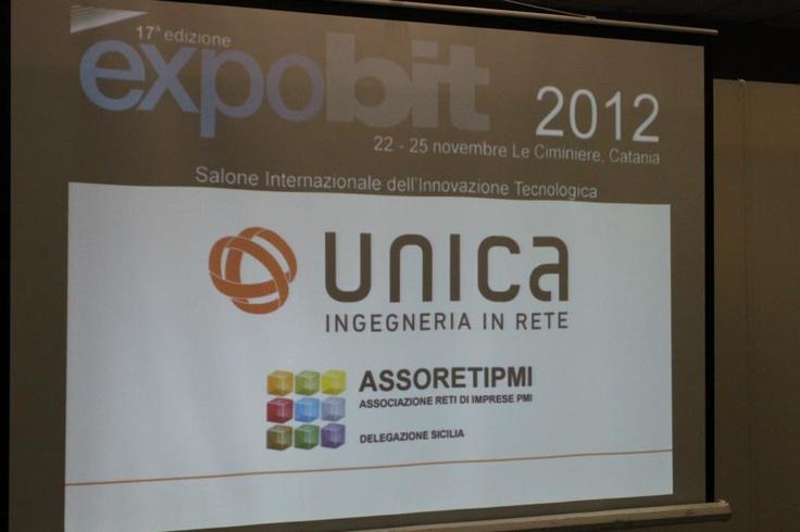 UNICA at Expobit 2012!