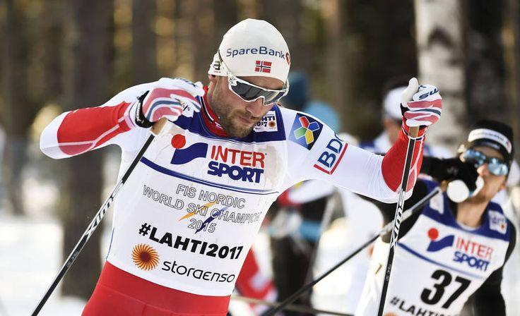 Petter Northug rikkoi pitkän hiljaisuuden - ja murjaisi heti dopingvitsin