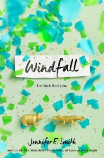 Exclusive Q & A with Jennifer E. Smith about her new novel (out May 2) Windfall