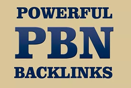 Create 50 Permanent Pbn Posts On High Trust Flow Domains for $16