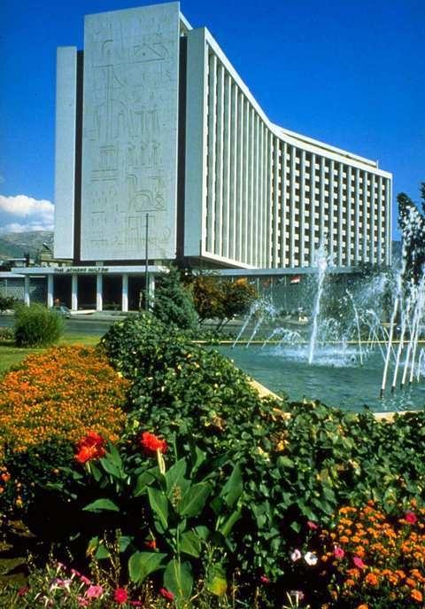 The Hilton, Athens