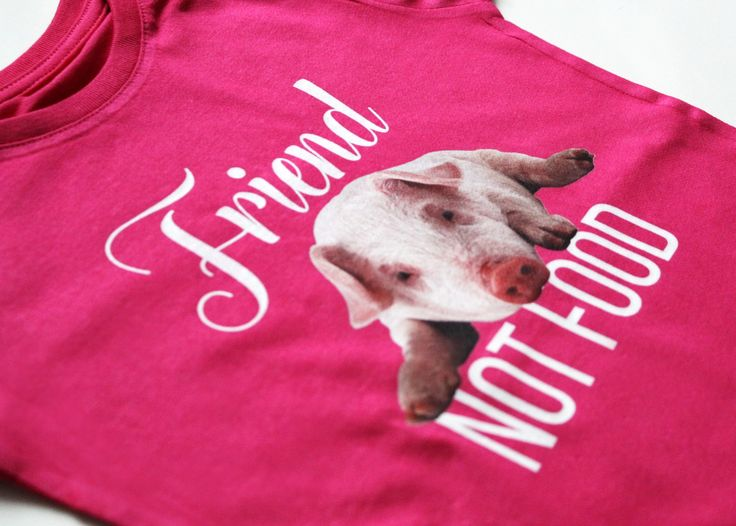 girs vegan graphic t-shirt / eco / organic / fair trade