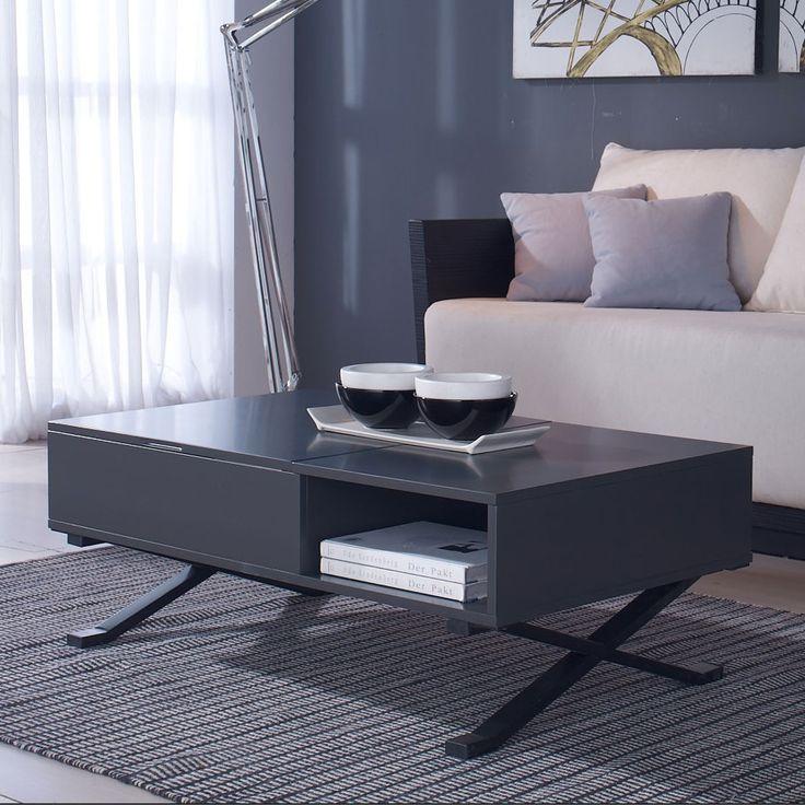 les 25 meilleures id es de la cat gorie table basse avec plateau relevable sur pinterest table. Black Bedroom Furniture Sets. Home Design Ideas