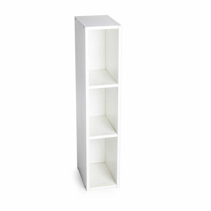 Puckdaddy Stauraumregal für Wickeltisch weiß passend für IKEA Kommoden Hemnes, Malm, Koppang, Brimnes ✓ Jetzt online bestellen ✓schneller Versand ✓ ...