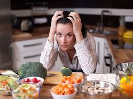 Why do we diet?  Regardless of solid evidence to the contrary, we still believe that dieting can help us lose weight.  Yet our own body signals us daily, with digestive and intestinal complaints. http://kirstenplotkin.com/