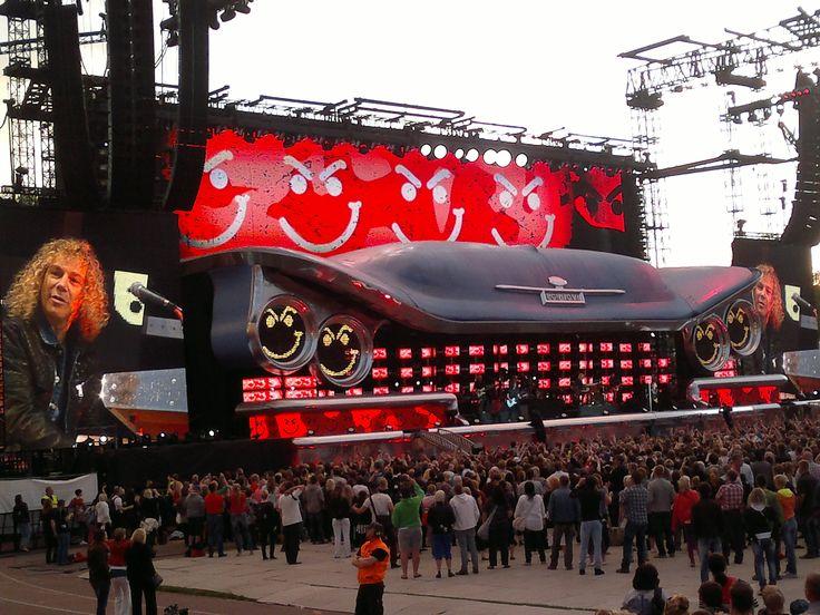 Bon Jovi (BJ) 2013 in Tampere