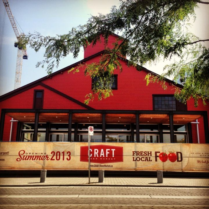 Craft Beer Market is another gastropub that offers a large selection of craft beers, as well as a hearty food menu.