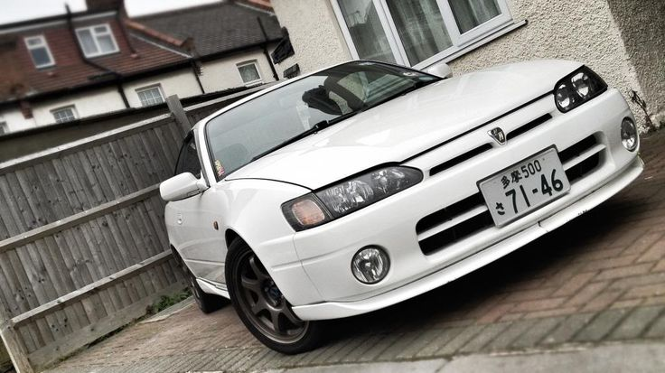 JPOC - Japanese Performance Owners Club > Toyota Levin AE111