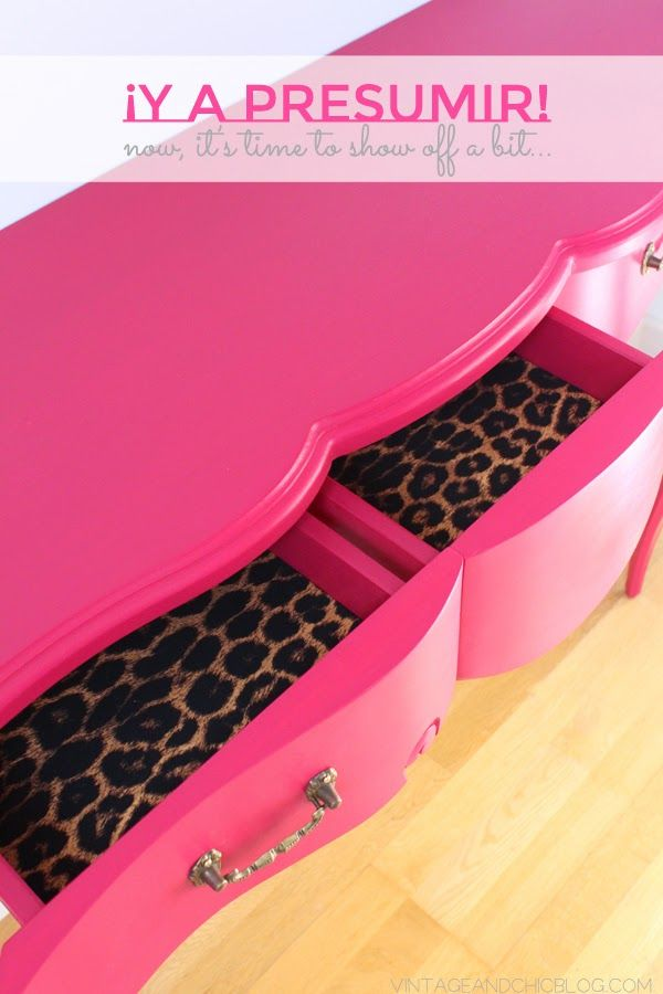 paso a paso explicaciones para forrar cajones con tela drawers lined with fabric