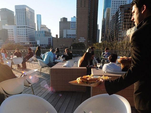 The most scenic restaurants in Houston