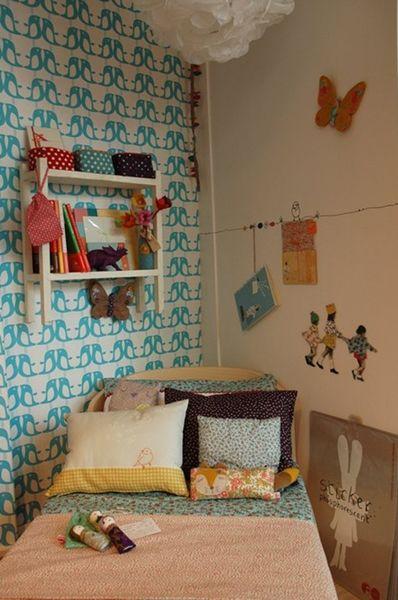 Colors, wallpaper wall.