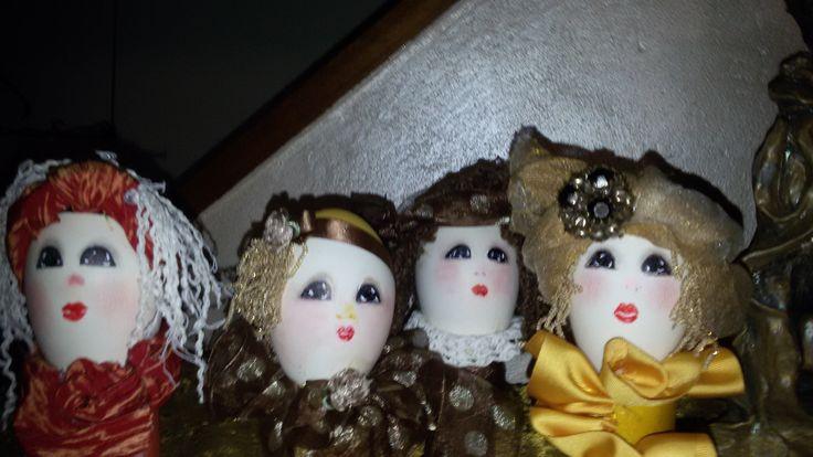 Madame Pasquì con le Amiche