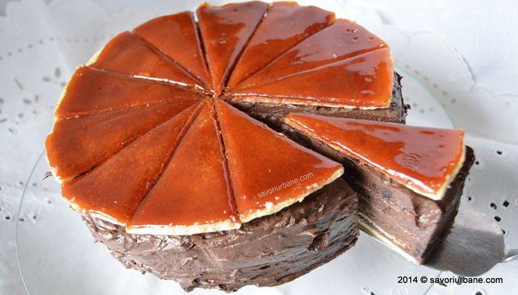 Tort Dobos reteta originala
