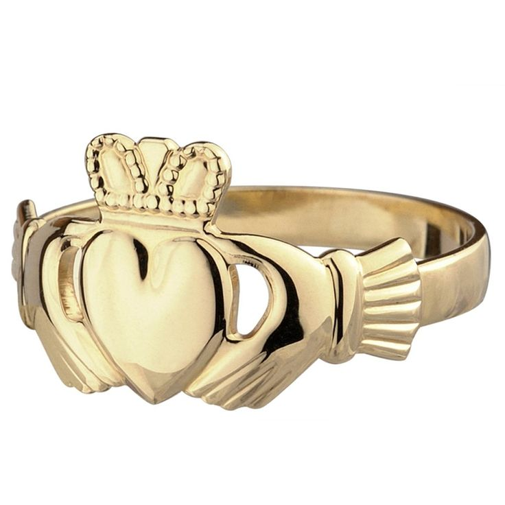 1000 ideas about mens claddagh ring on