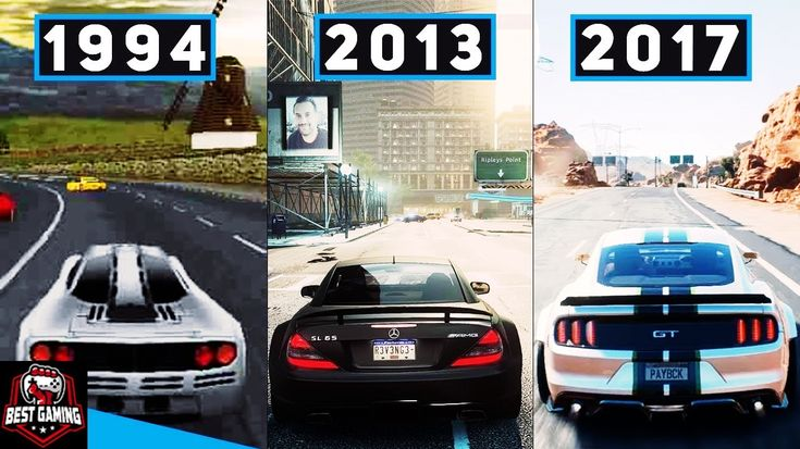 Evolution Of Need For Speed Games Playthrough Gameplay Need For Speed Games Speed Games Need For Speed