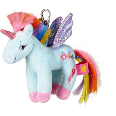 Spielzeug Plüschtiere & -figuren Regenbogen-einhorn Kosmo Einhorn-paradi