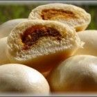 Succesvol recept glutenvrij broodje bapao/ witte broodjes