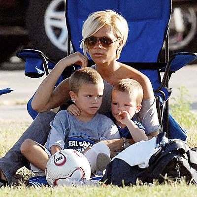 The type of soccer mom I aspire to be (with longer hair, of course).