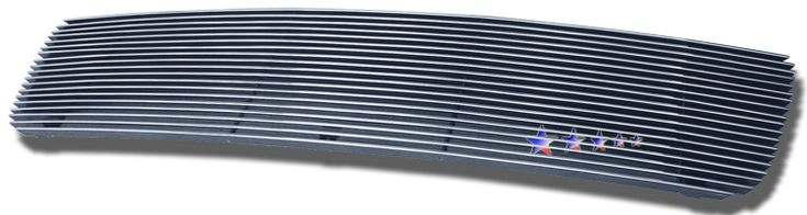 Toyota Tundra  2007-2009 Polished Main Upper Aluminum Billet Grille
